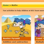NEW! Bitesize Maths - Junior