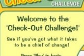 Check-Out Challenge