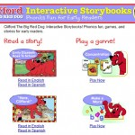 Clifford Stories & Games