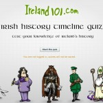 NEW! Irish History Quiz