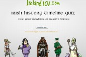Irish History Quiz