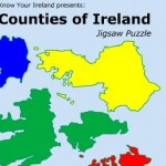 Counties of Ireland Jigsaw