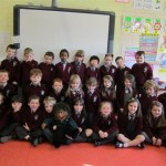 Ms Walshe&#039;s Class welcome &#039;RICKY&#039; to Junior Infants